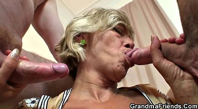 Old dick, Mature swallow, Granny swallow