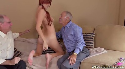 Young anal, Old and young