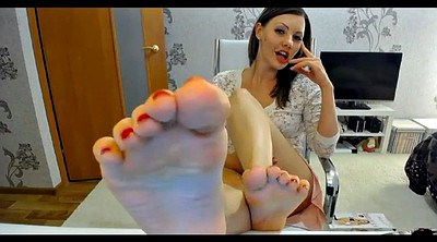 Foot, Webcam, Feet show