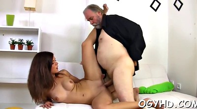 Russian granny, Teen amateur, Russian old