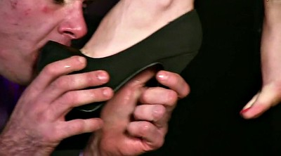 Foot worship, Shoes, Femdom foot