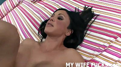 Hot wife, My wife, Wife watching, Watching wife fucked