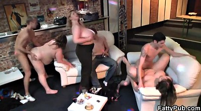 Group, Bbw orgy, Bbw group