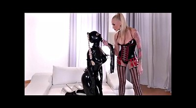 Latex, Girl bondage