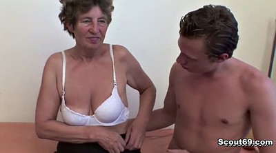Mom son, Mom anal, Step son, Seduce