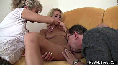 Young, Mature fuck