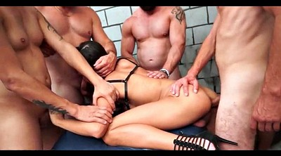 Group, Shemale creampie, Group creampie, Shower sex, Shemale gangbang, Party creampie