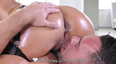 Phoenix marie, Ebony blowjob