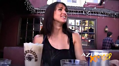 Bar, Show, Upskirt, Hollywood, Public flashing