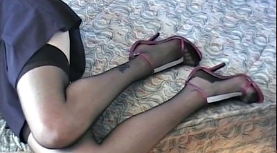 Stockings, Stocking, Stocking feet, Stockings feet