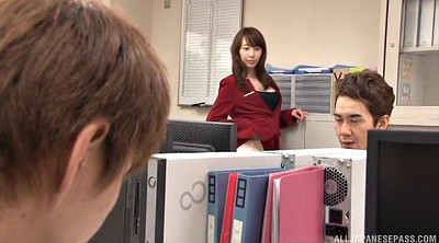 Yui, Asian pantyhose, Asian rough, Asian office, Office rough, Pantyhose sex