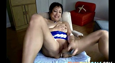 Asian granny, Mature asian