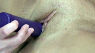 Housewife, Fuck milf, Busty amateur, Toying, Chubby dildo, Monique