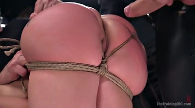 Spanking, Mandy, Tied up