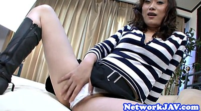 Japanese big tits, Japanese double penetration