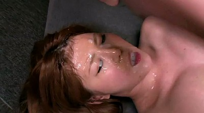 Japanese young, Japanese facial, Cum tits, Japanese t