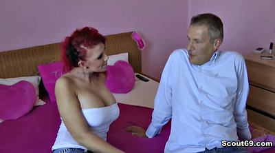 German granny, Redhead granny, Old&young, Real amateur, Granny german, German amateur teen