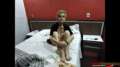 Compilation old, Latin, Granny amateur