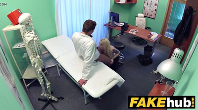 Blowjob, Hospital, Fake hospital, Fake doctor