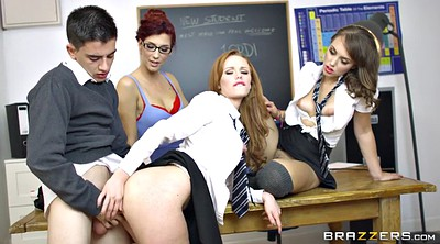 Zoe, Teacher gangbang, Sex doll