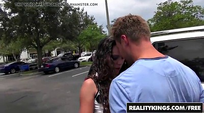 Realitykings, Hunter, Milf hunter, Realityking, Milf car, Car masturbate