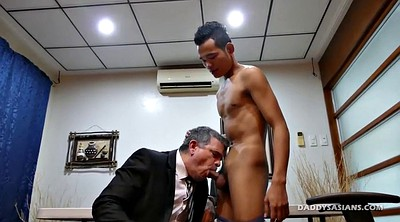 Young boy, Old daddy, Gay seduce, Gay casting, Daddy old