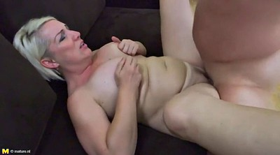 Grannies, Young mom, Porn movie, Fucking mom
