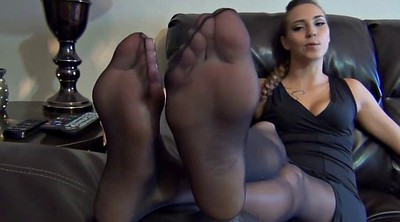 Nylon feet, Feet nylon, Nylon foot, Foot sole