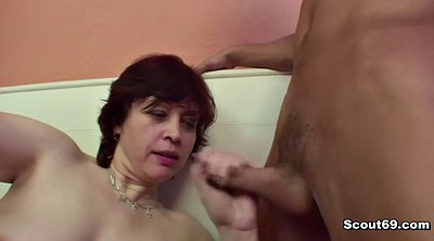 Old couple, Mother son, Sons friend, Seduced son, Granny couple, German bbw