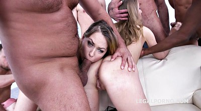 Prolapse, Anal prolapse, Interracial anal, Gape, Anal sex