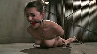 Gag, Tied up, Submission, Bdsm slave
