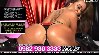 Milf solo, Amanda, Striptease, Babestation