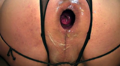 Toy, Wet, Gaping pussy, Pussy gaping, Dildo riding, Riding cock