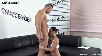 Czech casting, Pussy lick, Strong, Czech amateurs