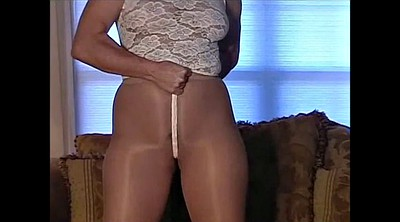 British, Nylon pantyhose