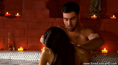Indian massage, Indian pussy