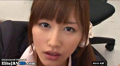 Massage, Japanese massage, Japanese teen, Secretary, Japanese office, Beauty