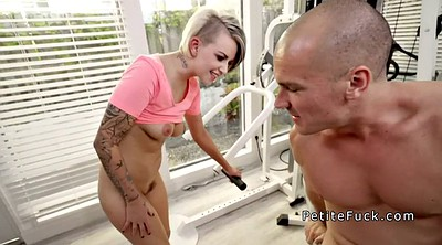 Trainer, Huge cock, Small cock