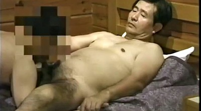 Japanese daddy, Old man, Asian granny