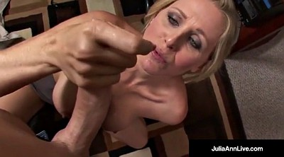 Julia ann, Ann, Sticky