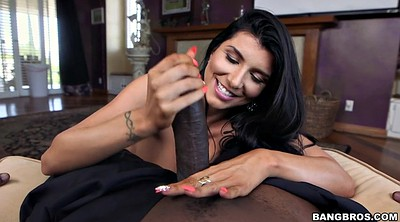 Interracial, Romi rain, Bigger