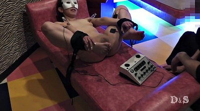 Japanese bdsm, Urethra, Electric, Asian bondage, Japanese bondage, Electrical