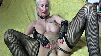 Pussy mature, Chains