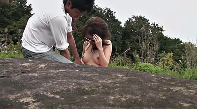 Japanese teen, Japanese blowjob, Sunglasses, Japanese outdoor