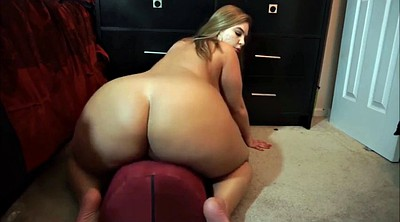 Solo anal, Bbw ass solo