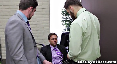 Gangbang, Tommy, Office gay