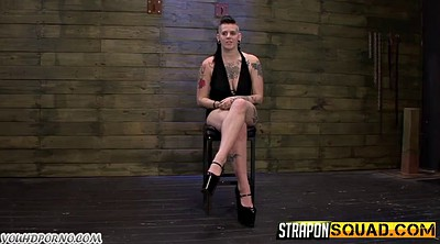 Drunk, Soldier, Bdsm girl, Hard sex, Bdsm lesbian, Two strapon