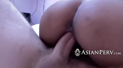 Busty asian, Exotic