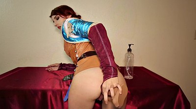 Anal solo, Big ass solo, Solo ass, Anal redhead