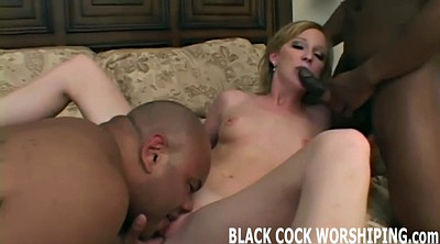 Spit, Wife threesome, Watching